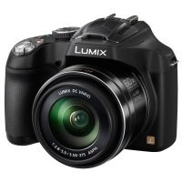 Panasonic Lumix DMC-FZ72 Black