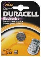 Батарейка Duracell Cr2032 (10/100/14400)