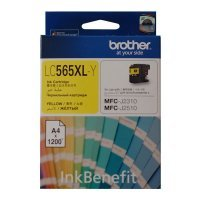 Brother LC565XLY