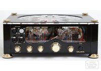 AUDIO VALVE Solaris black/gold