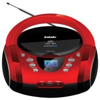 BBK BX165BT Black/Red