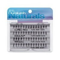 Ardell Duralash Naturals Knot-Free Flairs Combo Pack Black