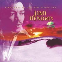Jimi Hendrix FIRST RAYS OF THE NEW RISING SUN (180 Gram)