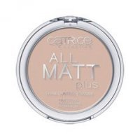 Catrice All Matt Plus Shine Control Powder (Цвет Natural Beige №015 variant_hex_name D3B4A8)